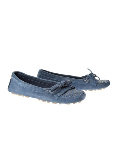 Mocasines Pastoret Ayakkabı Siyah